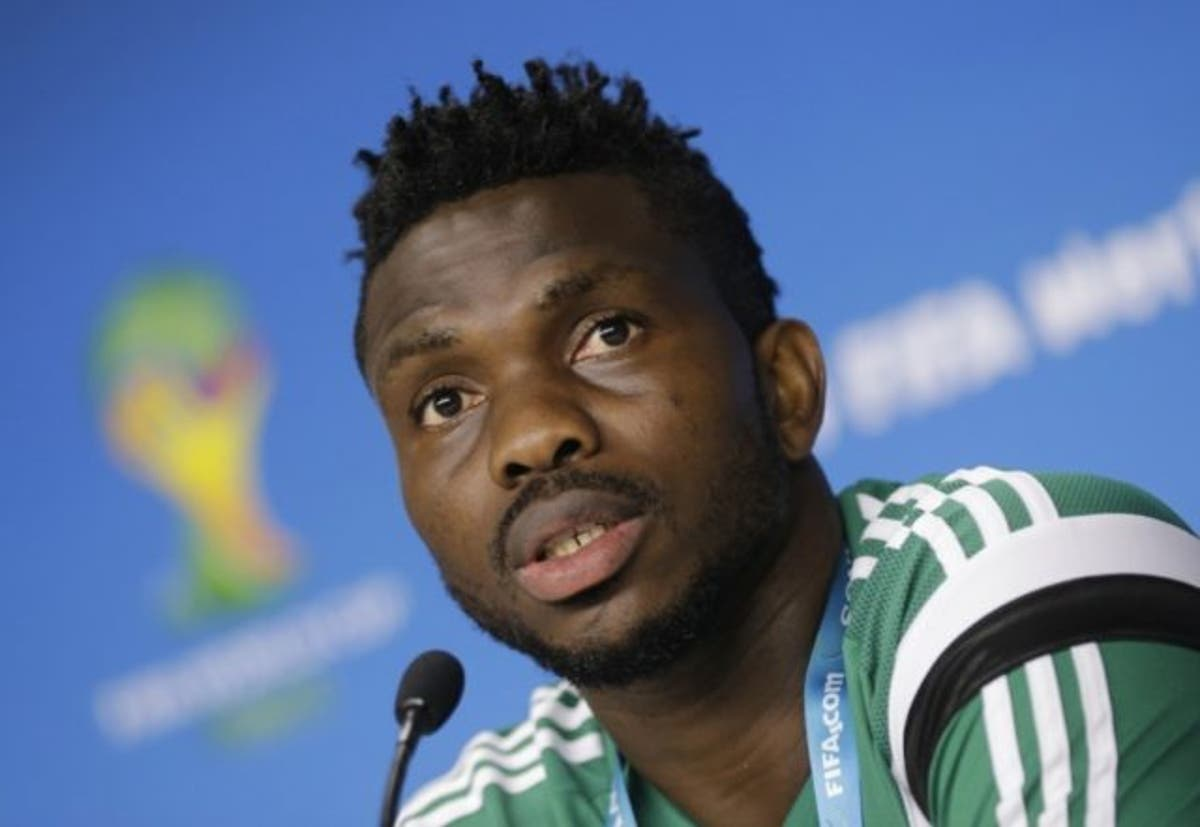 Image result for NFF Appoints Joseph Yobo As Super Eagles Assistant Coach