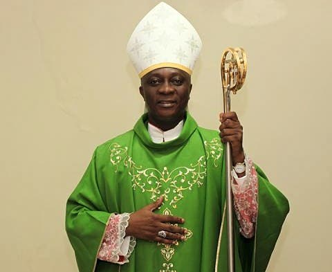 Image result for Archbishop Alfred Adewale Martins.