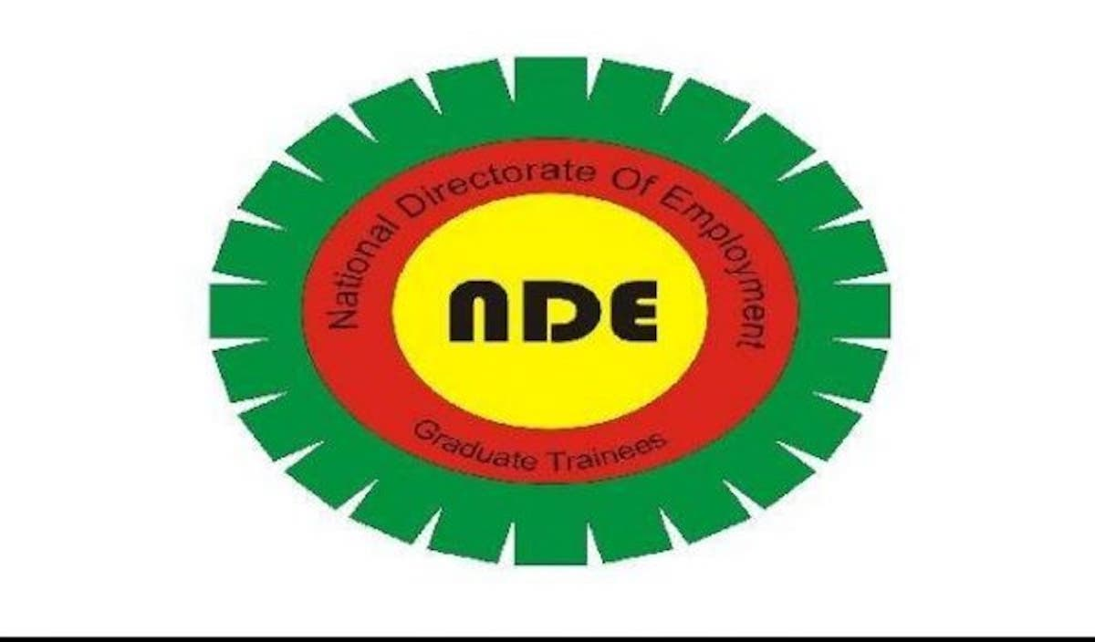 NDE Recruits 2,200 Youths - THISDAYLIVE