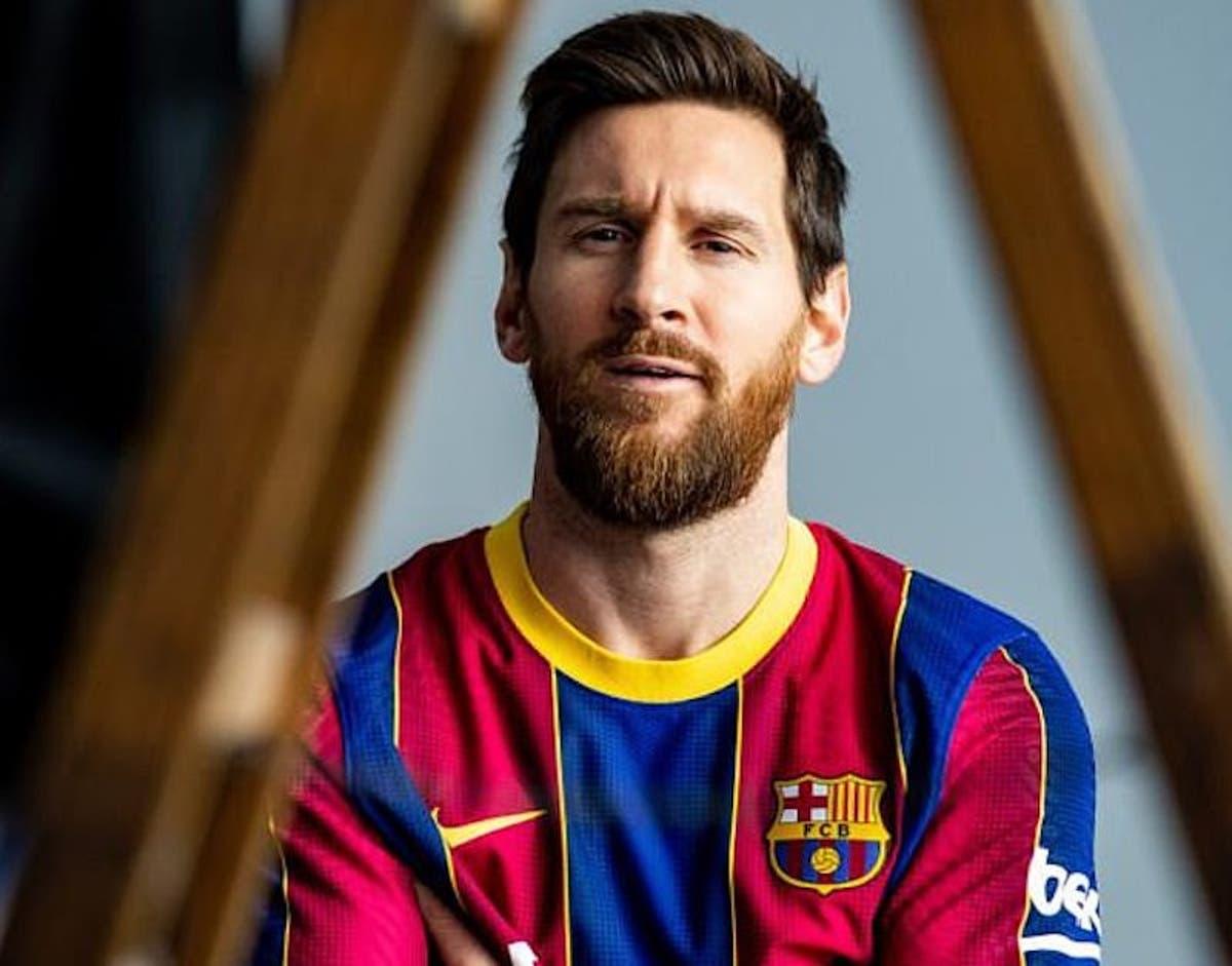 Barcelona Unveil New Jersey for 2020/21 La Liga Season - THISDAYLIVE