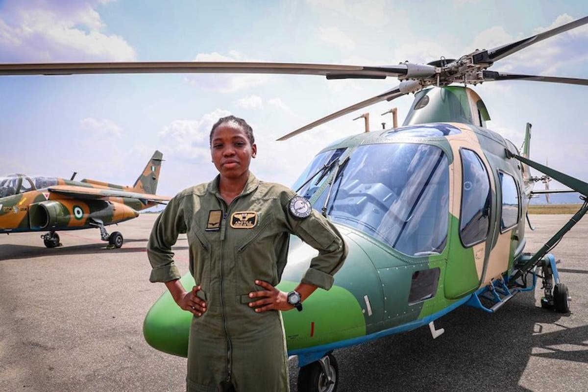 Nigeria's First Female Combat Pilot Dies At Age 23