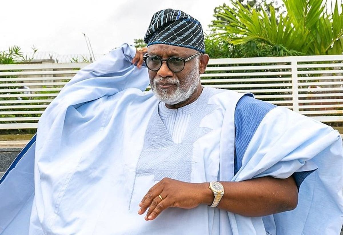 Akeredolu: My Performance Will Give Me Second Term - THISDAYLIVE