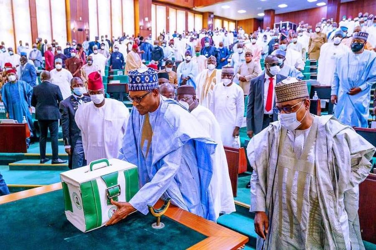 Now That 2021 Budget Is Before N'Assembly... - THISDAYLIVE