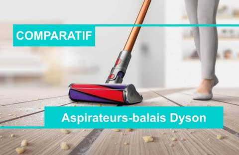 Comparatif 2020 Meilleur Aspirateur Balai Dyson Avis Et Prix