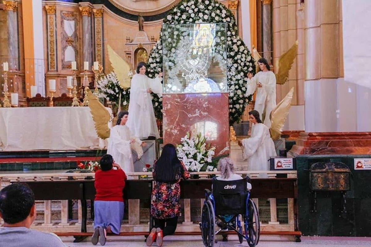 Con alborada celebrarán 271 aniversarios de la Virgen de Suyapa