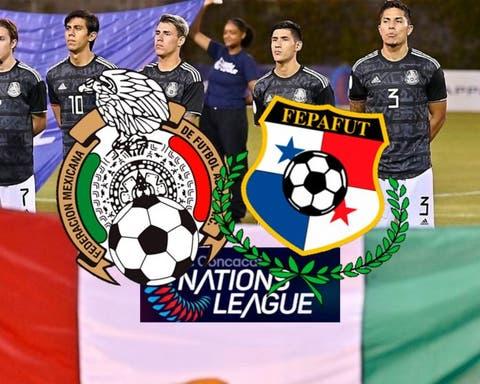 Hoy Partidazo México Y Panamá Se