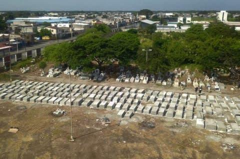 Ecuador: retiran 700 cadáveres de casas en Guayaquil