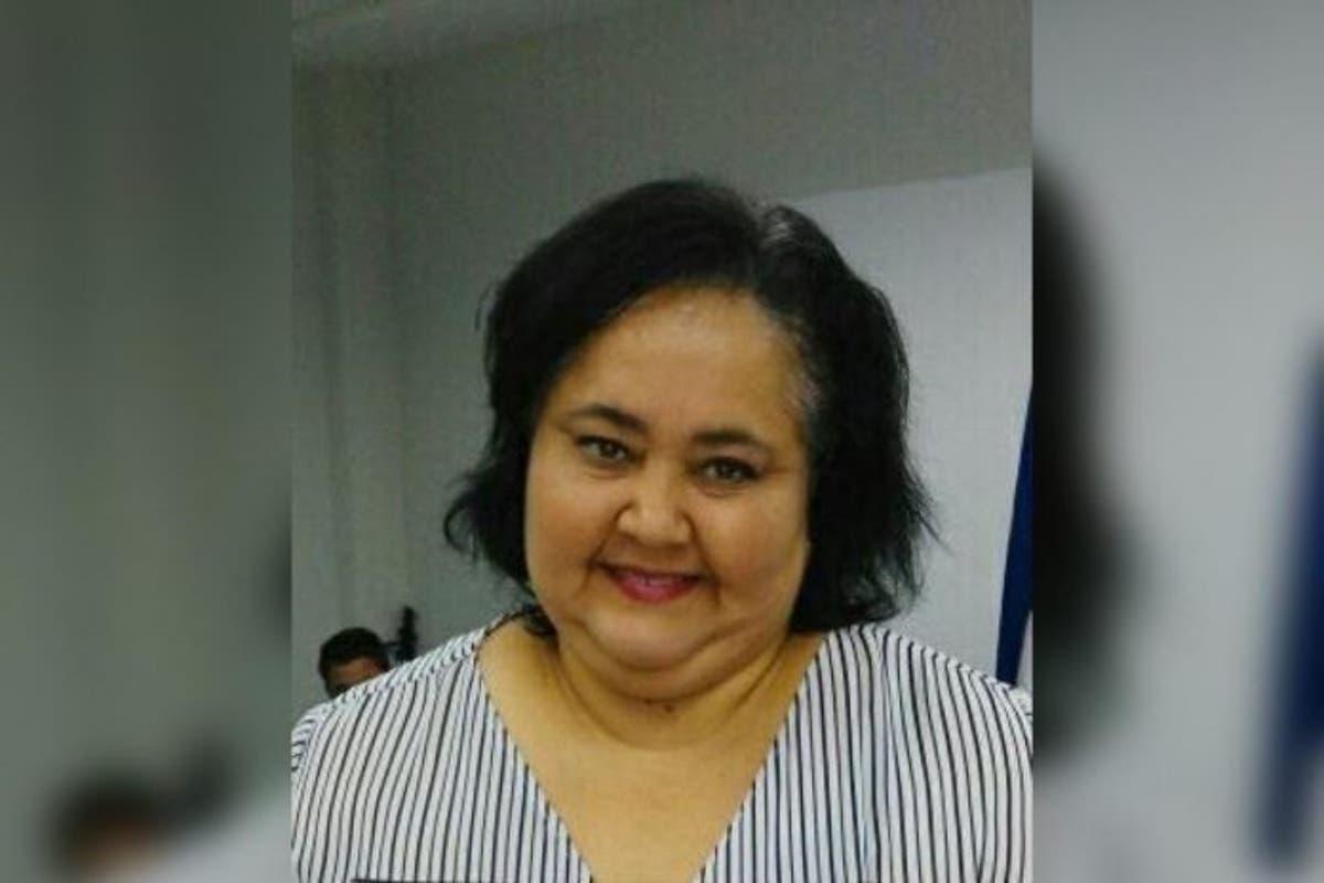 Covid-19: sepultan en Tegucigalpa a la doctora Denise Murillo