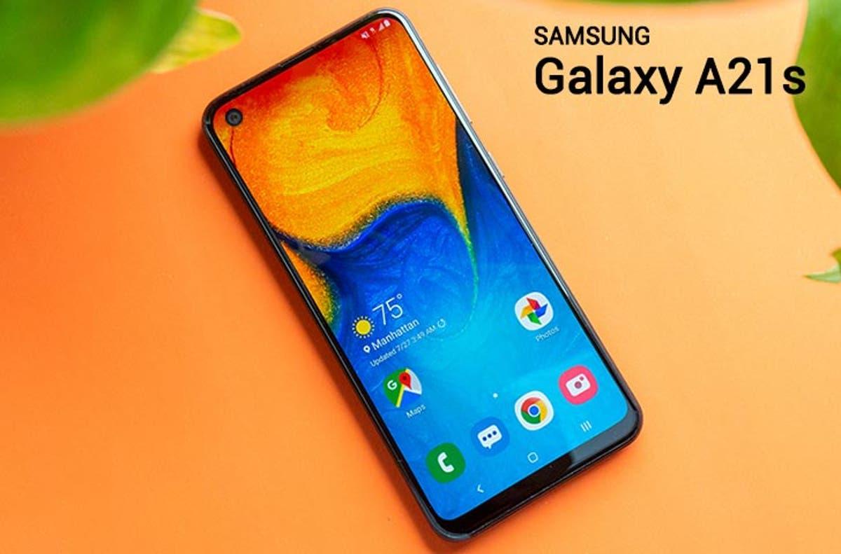 Samsung Presenta El Galaxy A21s Super Bateria Y Nuevo Procesador