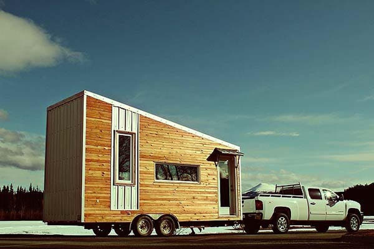 Laird's Yukon Modern Tiny Home