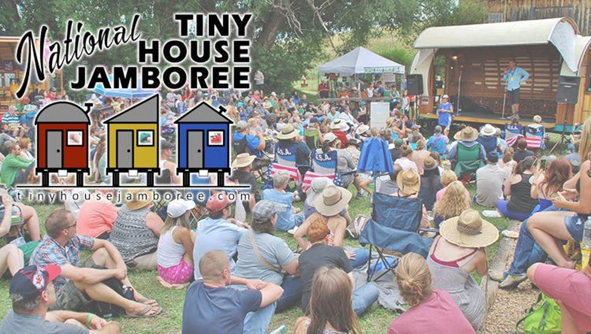 Tiny House Jamboree Prepares To Rock Out A Second Time - Tiny