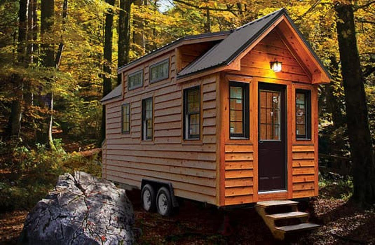 Floor Plans for Tiny Houses on Wheels  Top 29 Design Sources