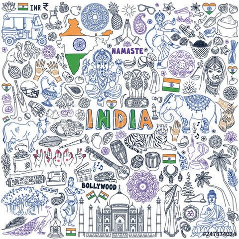 misconceptions about India