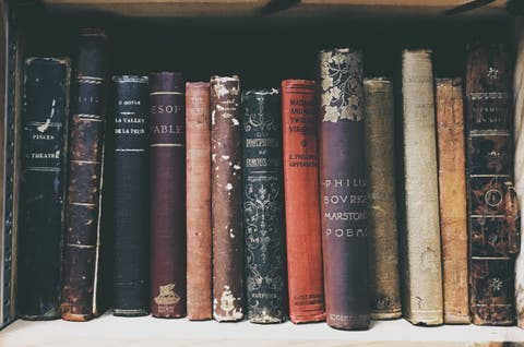 Events in the History of Literature