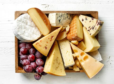 Food Combinations to Try with Cheese
