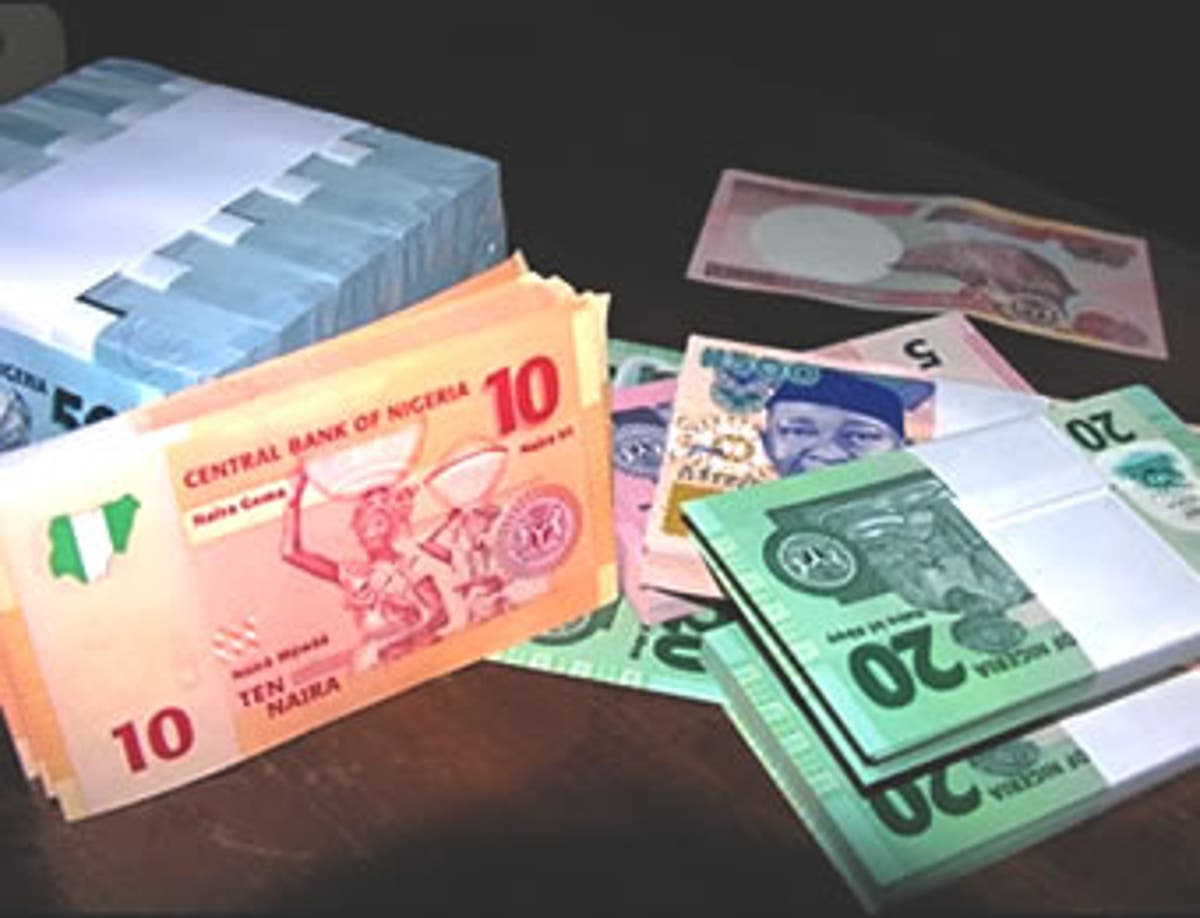 Nigerian Economy Naira Value And