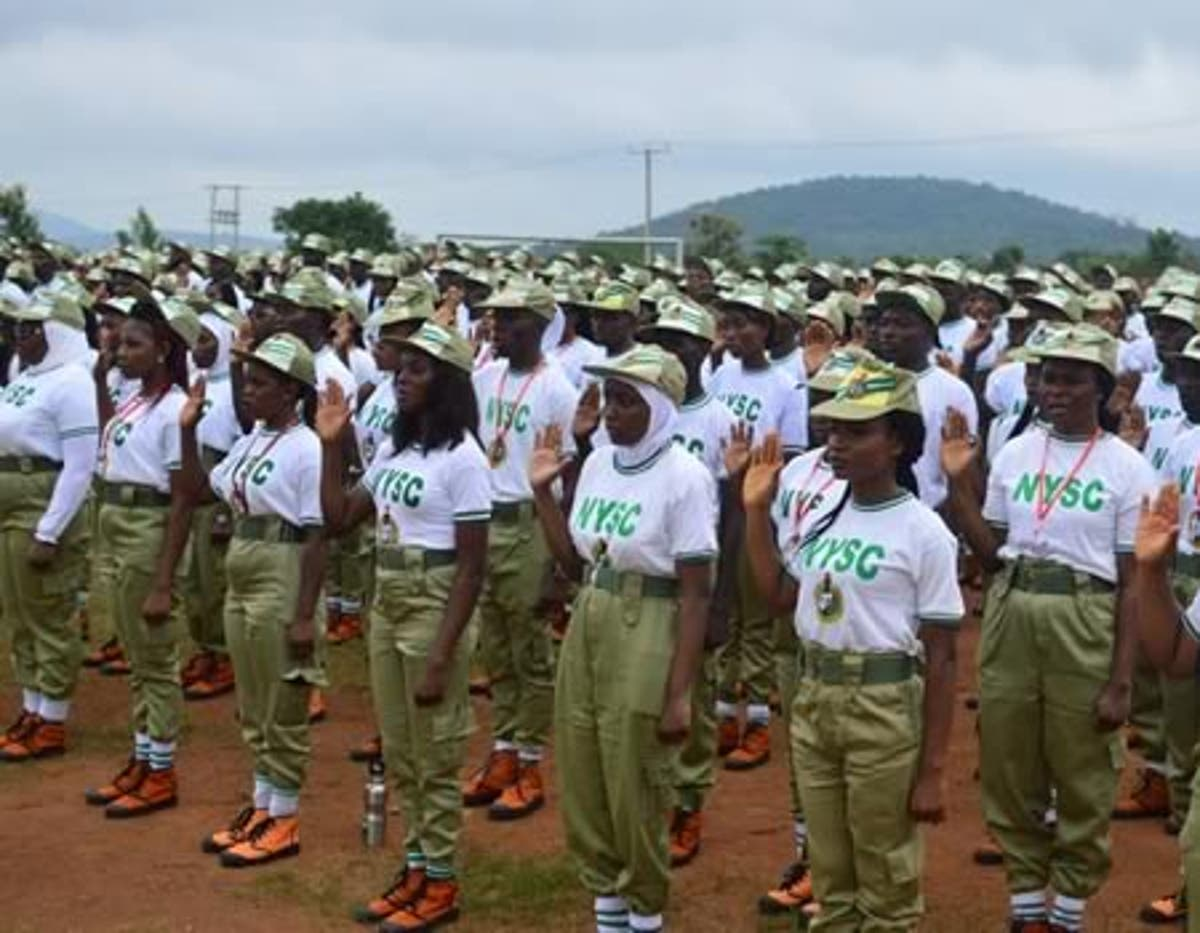 NYSC swears-in 1,602 Corps members for 2019 Batch B in Anambra
