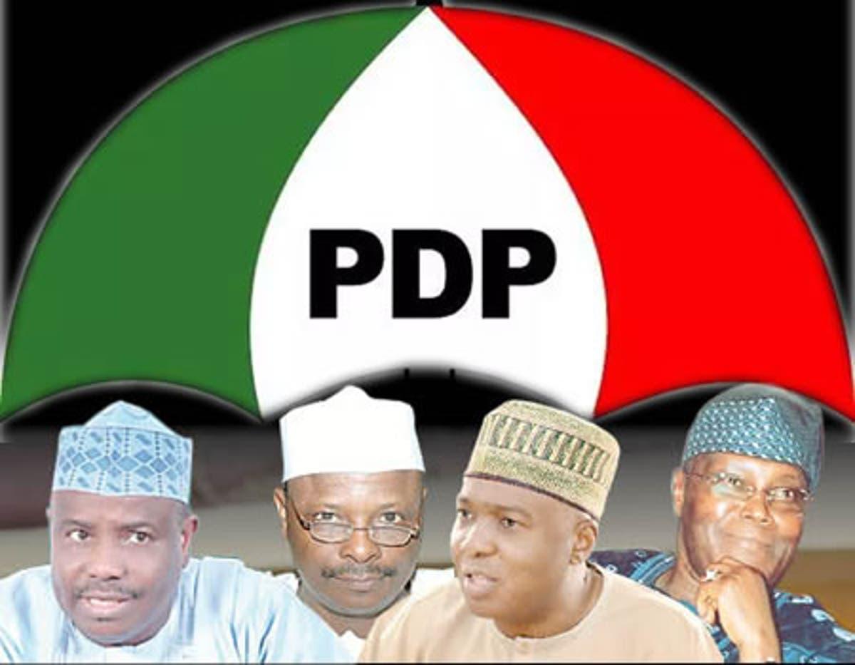 2019: Nigerians will decide fate of Saraki, Tambuwal, Atiku ...
