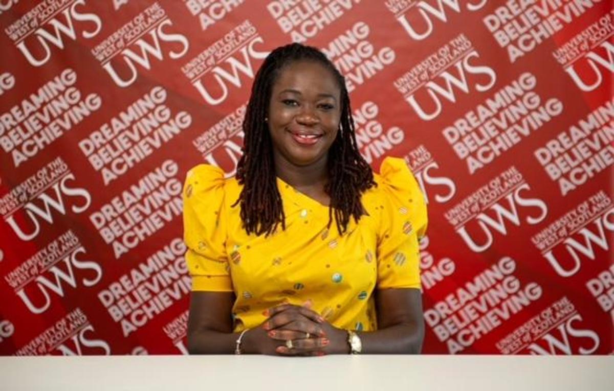 42-year-old Nigerian woman, Yekemi Otaru, appointed Chancellor of university  in Scotland | Tribune Online