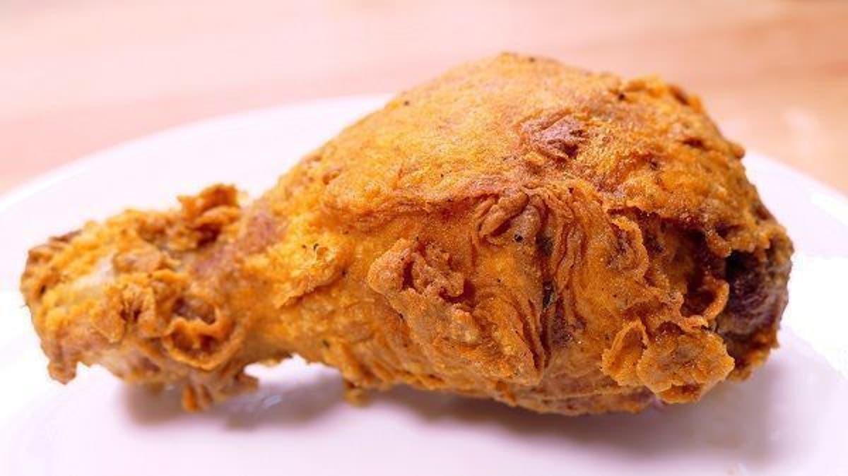 Pollo Frito Estilo Americano Kentucky Cocina Casera Facil
