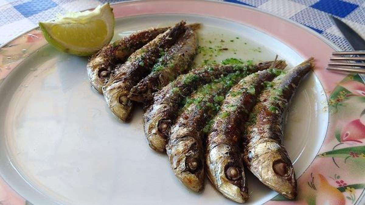 como hacer sardinas frescas al horno