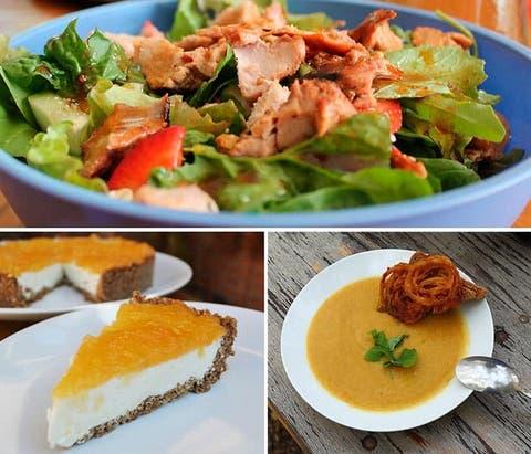 comidas ricas sanas y rapidas