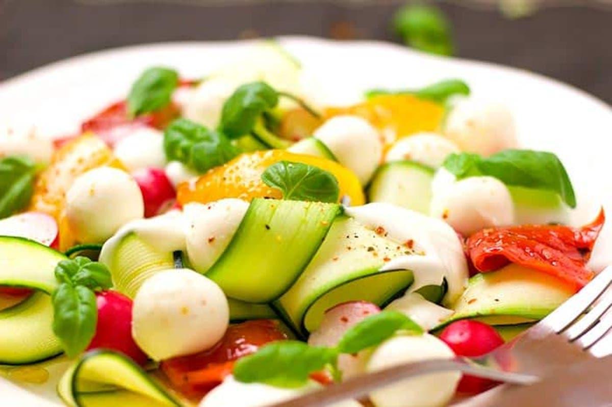 recetas saludables y con pocas calorias
