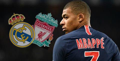 Exclusiva DC: la única fórmula por la que Mbappé iría al Liverpool ...