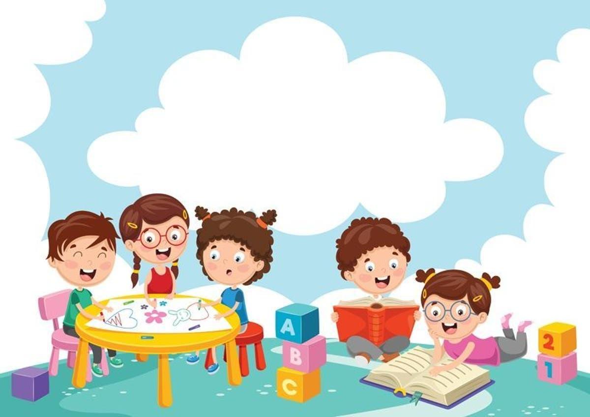 Juegos para desarrollar la expresión oral y el vocabulario en Infantil