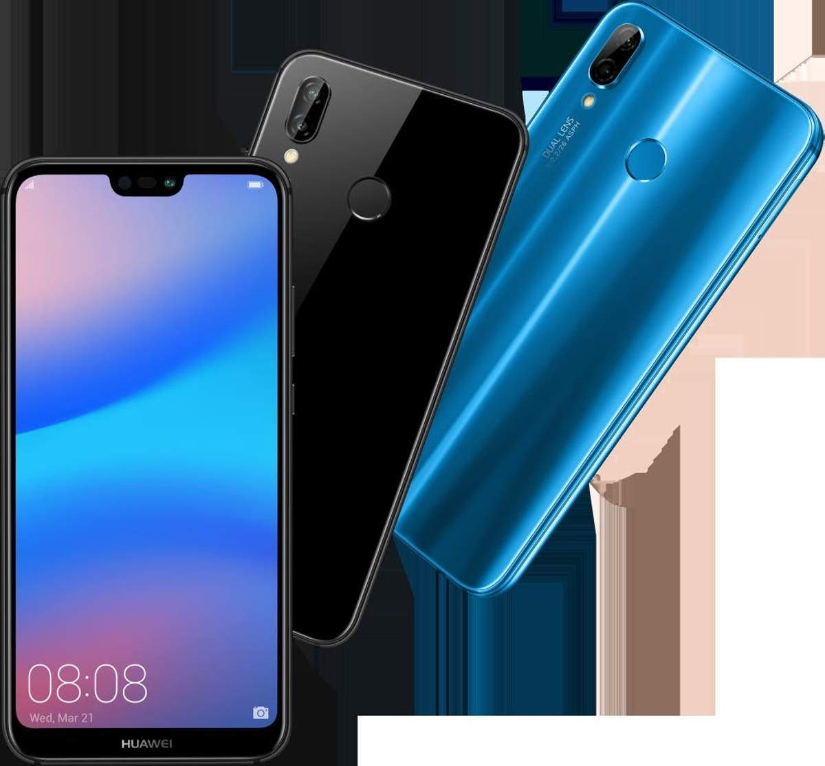 Huawei Nova 3E price and full specs revealed, tipped to sport a 5.8-inch  18:9 display - Gizchina.com