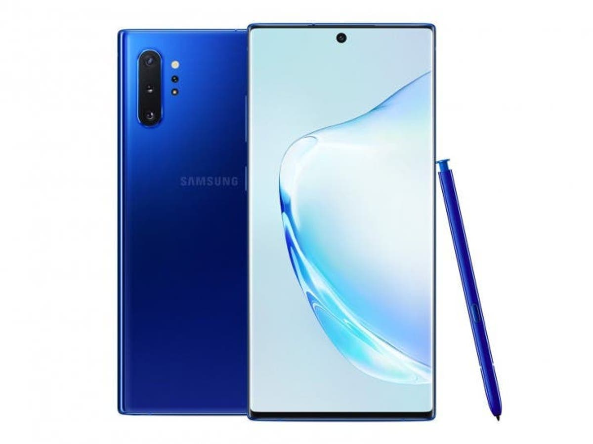 Aura Blue Samsung Galaxy Note 10 Plus Coming To Europe Too
