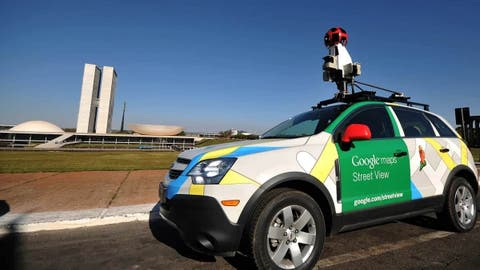 Google Maps Has Photographed 16 Million Km In Street View