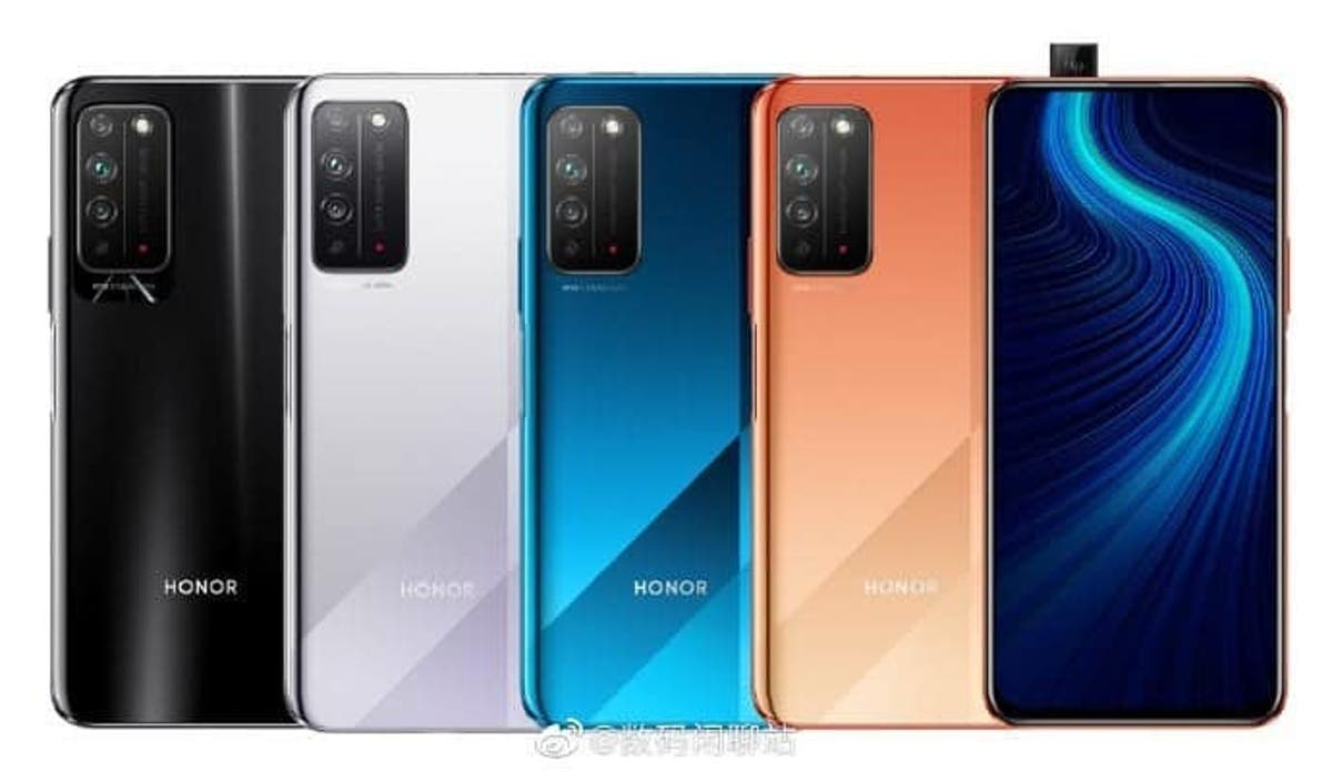 Honor X10 Max, X10 Pro likely in the works - Gizchina.com