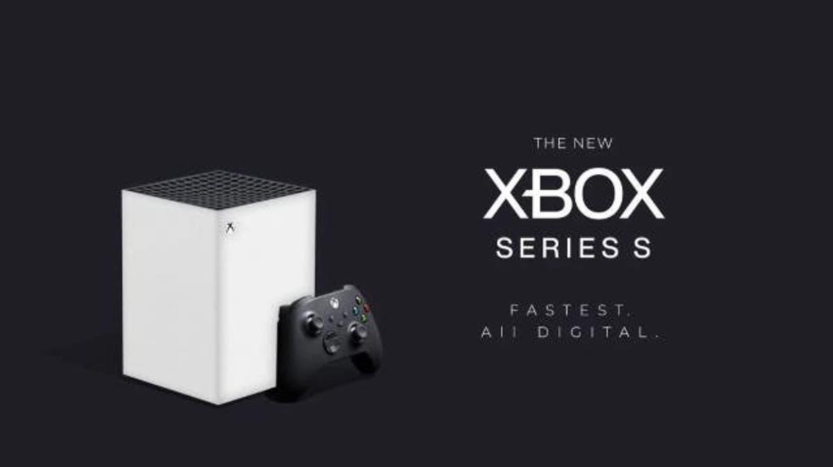 Microsoft Xbox Series S Design Is More Like Xbox One X Gizchina Com