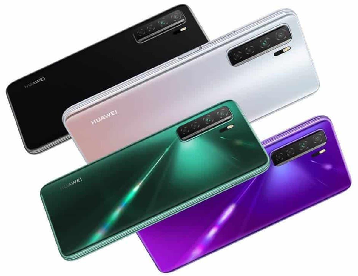 تم إطلاق Huawei Nova 7 SE 5G Youth مع منصة MediaTek SoC