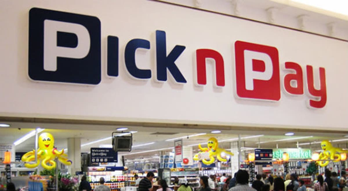 Pick and pay
