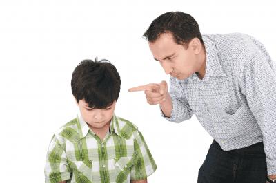 castigar a mi hijo