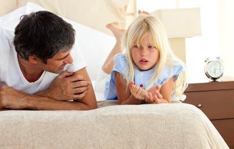 conversar con el niño