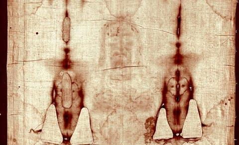 The Shroud of Turin was in the Byzantine Empire before 1204 AD
