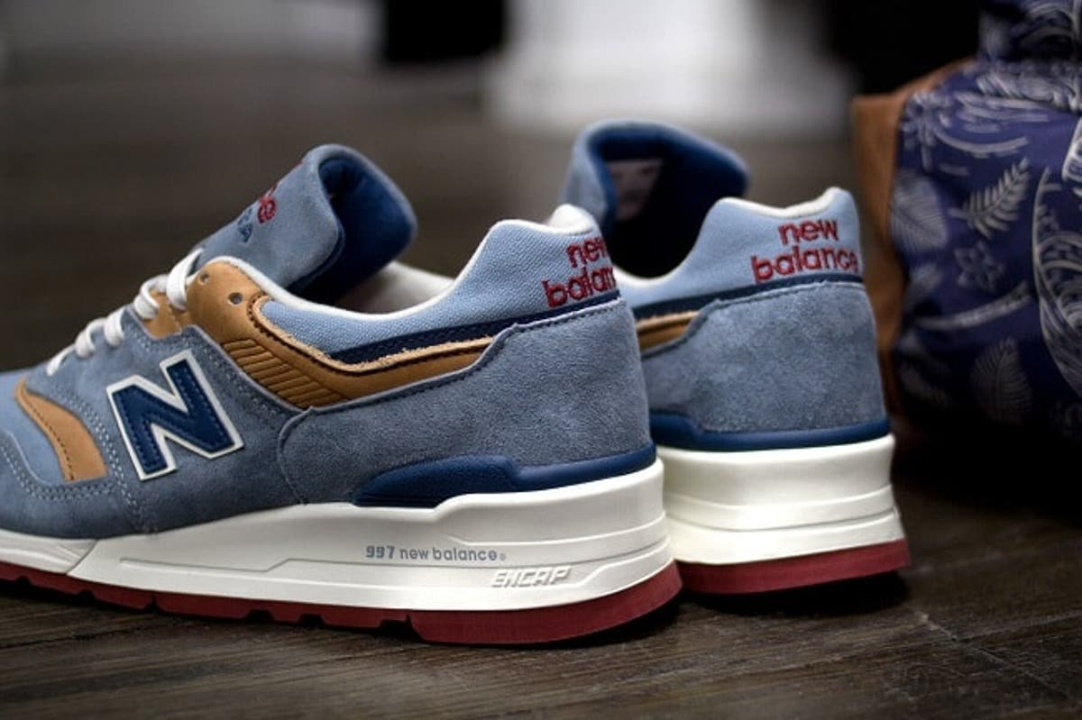 lado Posteridad Sur  The 8 Best New Balance Special Edition Trainers Ever