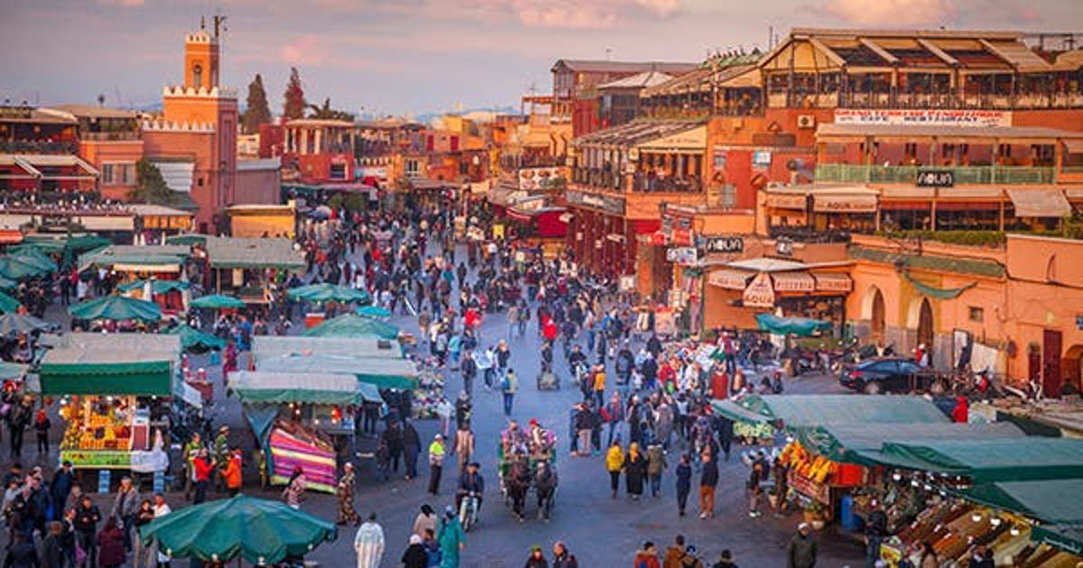Marrakech Best City in Africa for Quality of Life