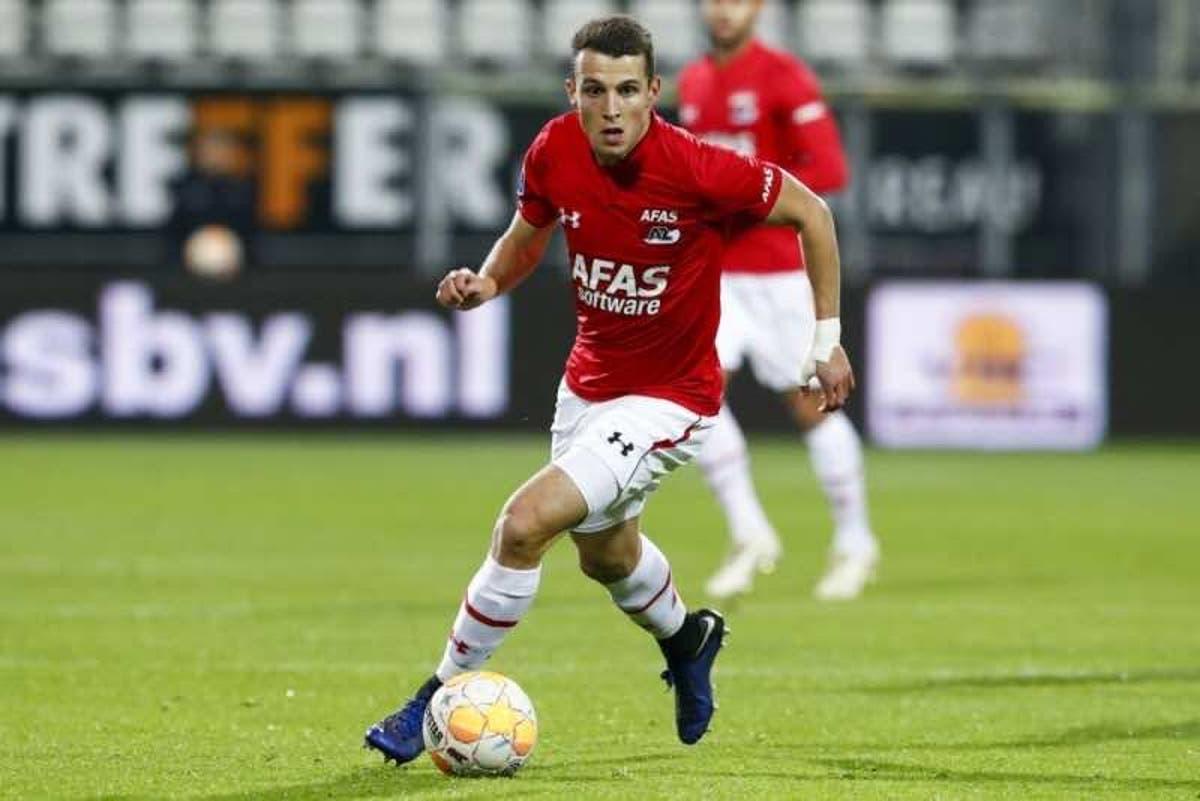 Moroccan-Dutch Oussama Idrissi Picks Morocco over Netherlands