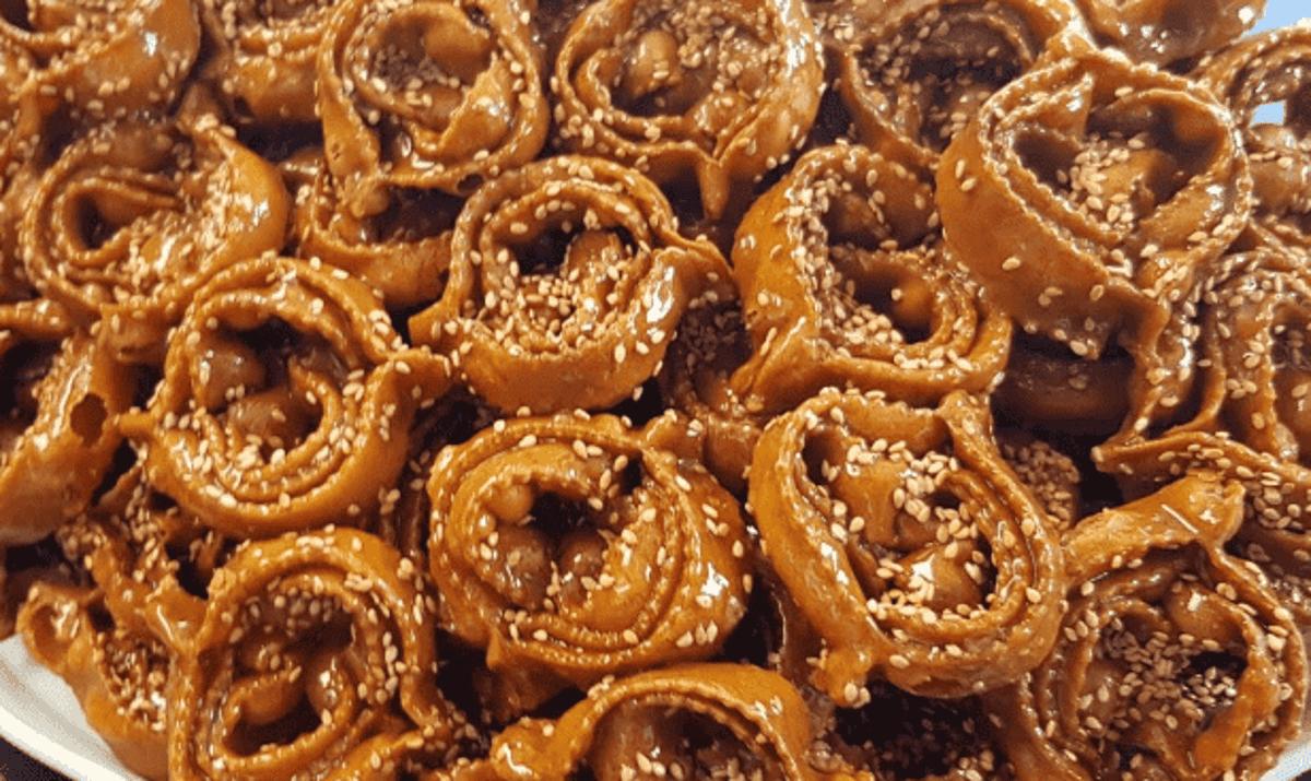 It Isn't Ramadan in Morocco Without Chebakia and Sellou