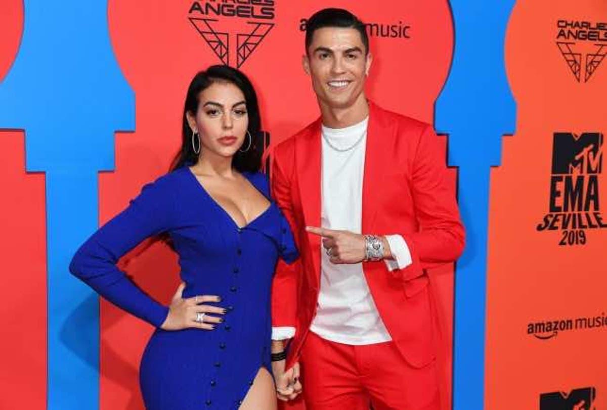 Cristiano Ronaldo Denies Marrying Girlfriend Georgina In Morocco