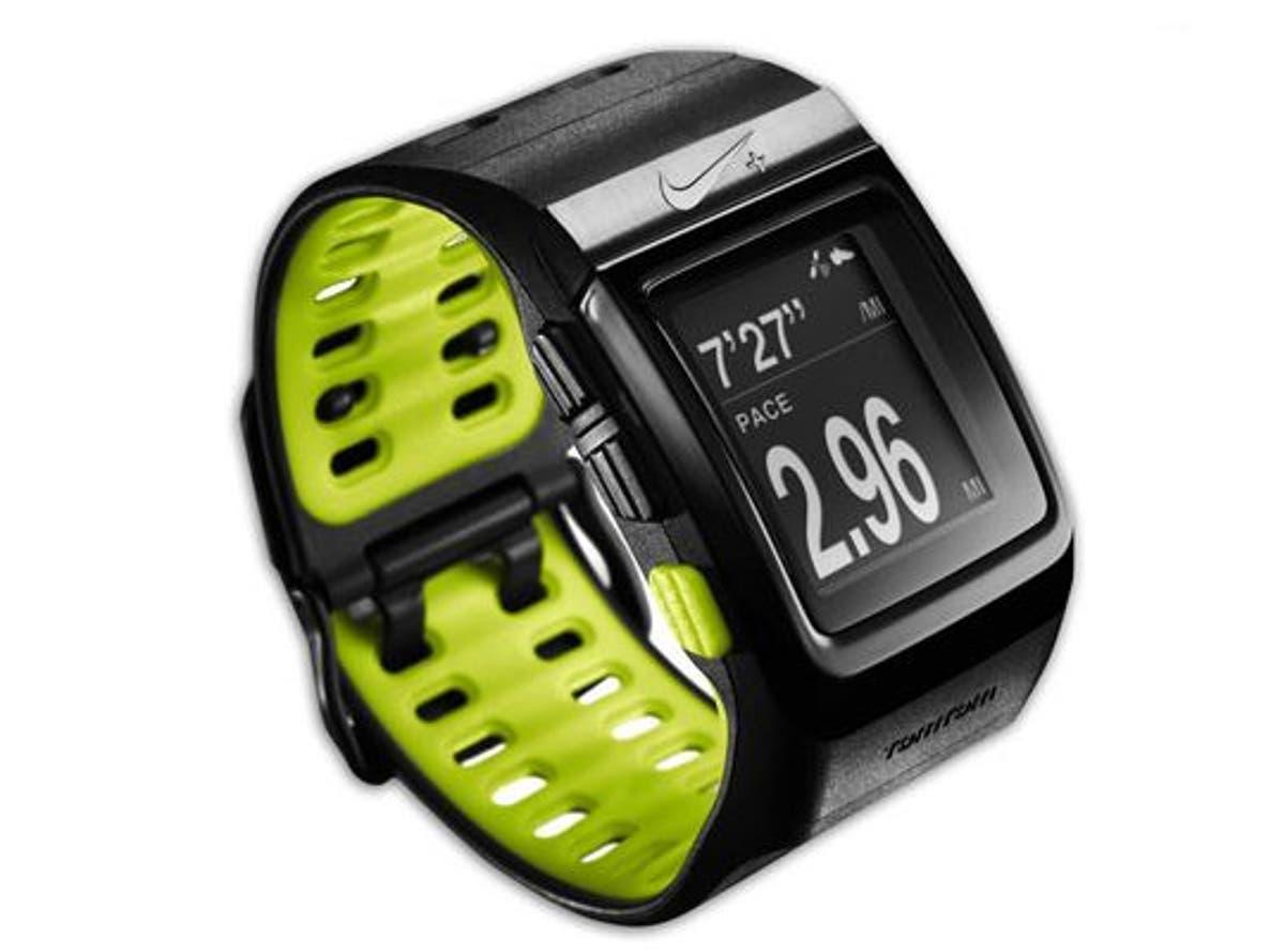 Ajustable Dormido Incidente, evento  Reloj Nike+ SportWatch GPS - MuyComputer