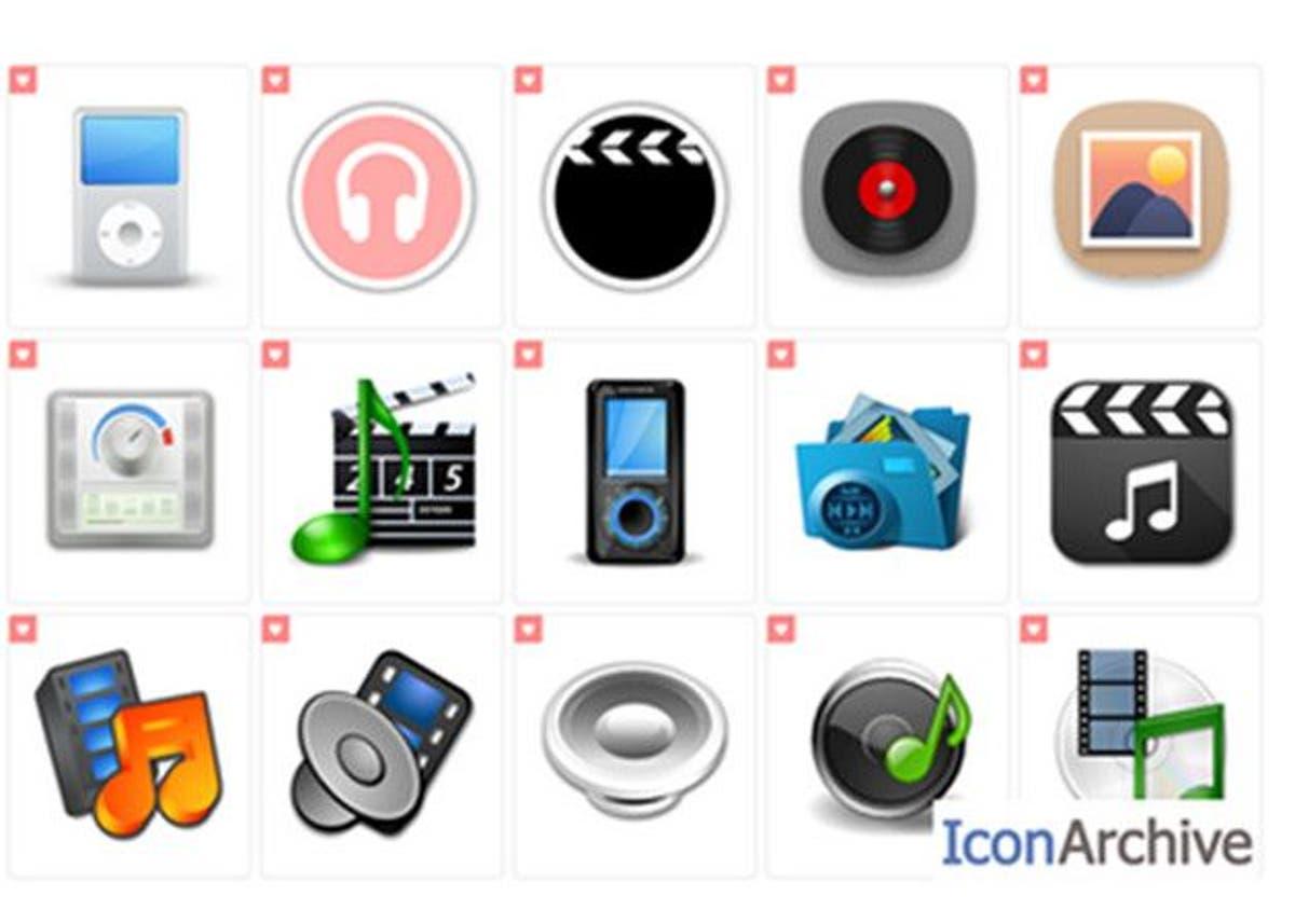 descargar iconos y carpetas para windows 7