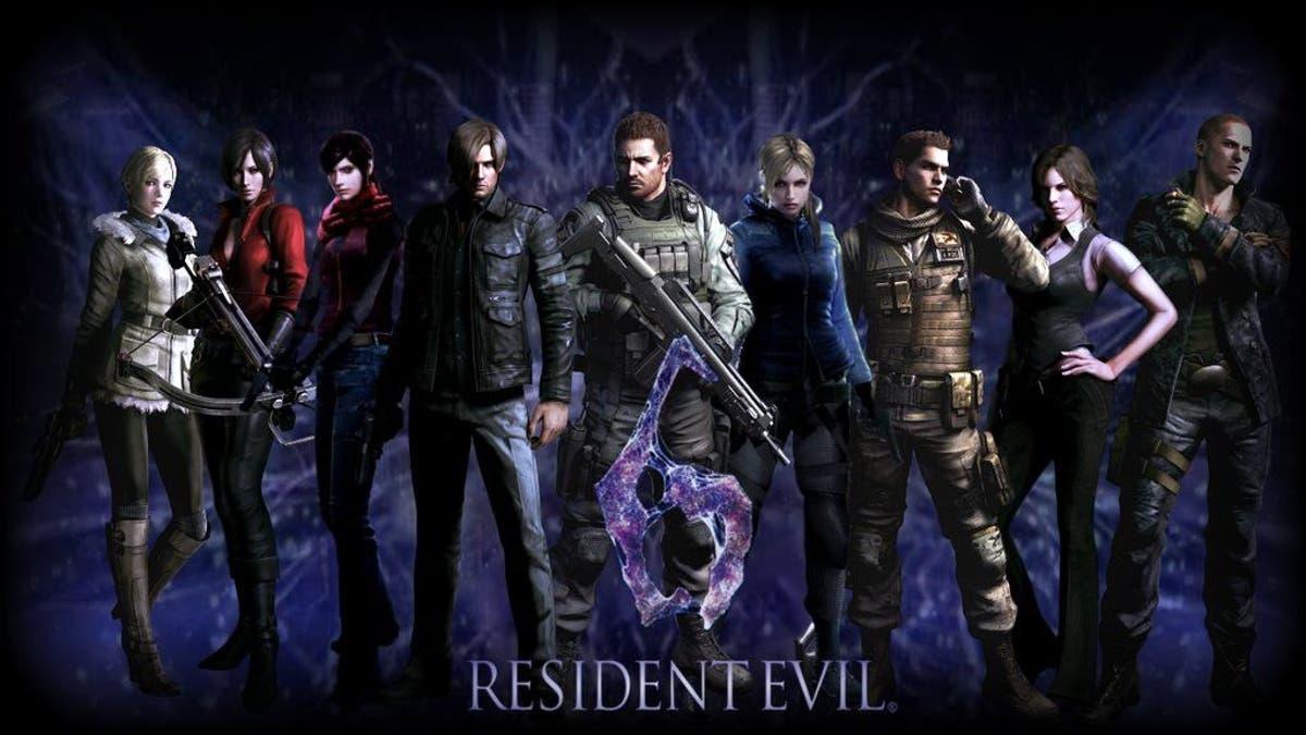 Resident Evil 4 5 Y 6 Llegaran A Xbox One Y Ps4 Muycomputer
