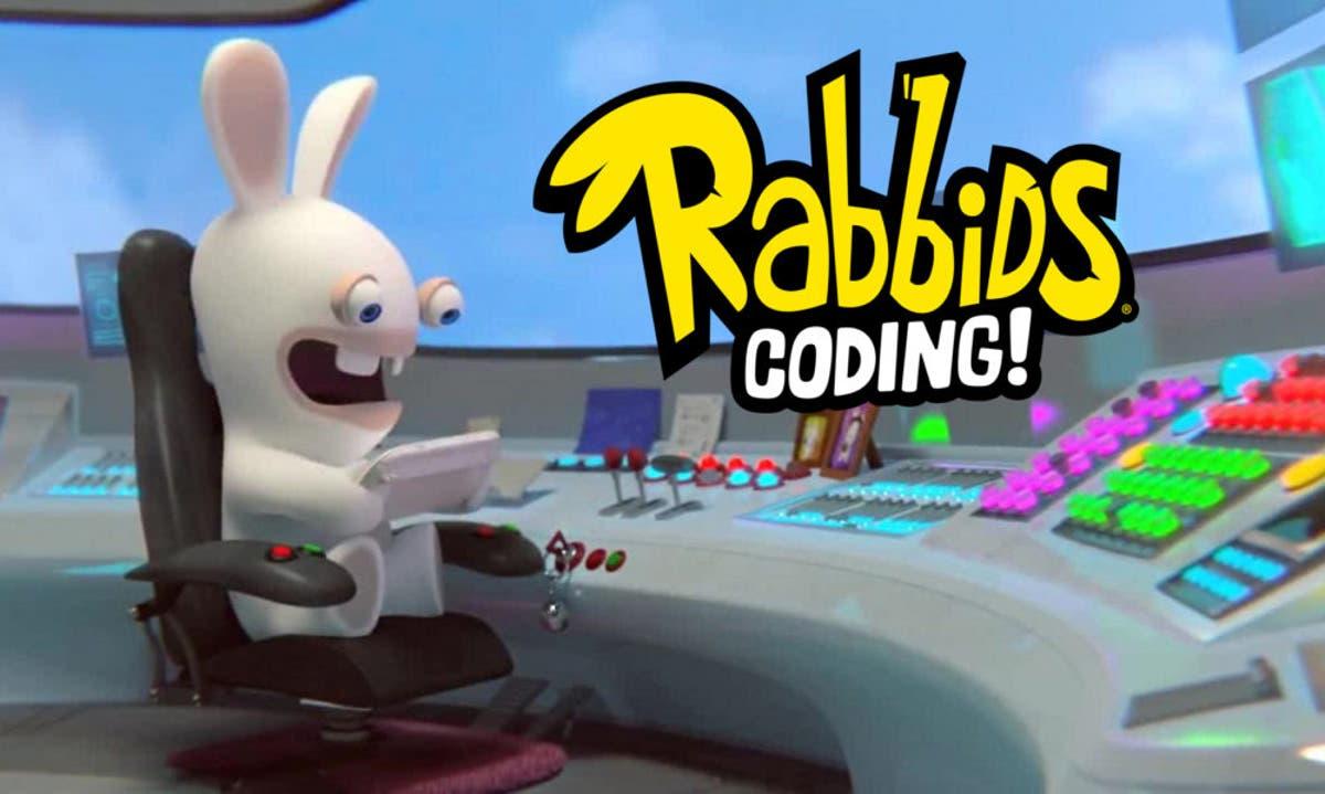 Rabbids Coding ya está disponible gratis: aprende a programar jugando -  MuyComputer