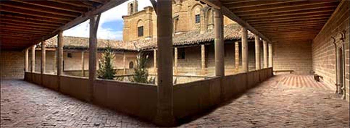 Ruta por La Rioja. Casalarreina y el Monasterio de La Piedad ...