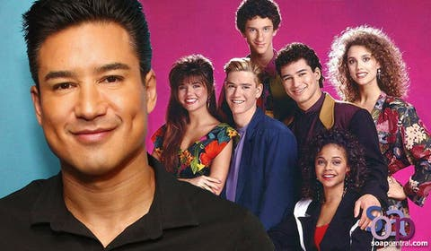 The Bold And The Beautiful S Mario Lopez To Reprise His Saved By
